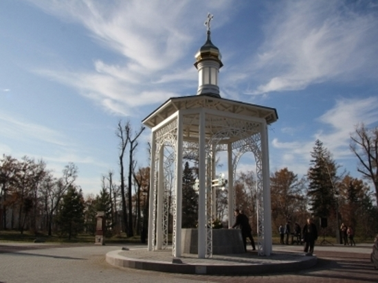 Второй этап реконструкции «Иерусалимской горы» в Иркутске завершён