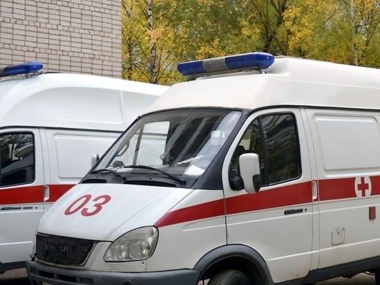 Маленькая девочка отравилась жидкостью для розжига в Барнауле