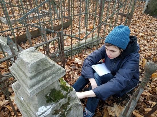 Для чего столичные исследователи приехали на тульское еврейское кладбище