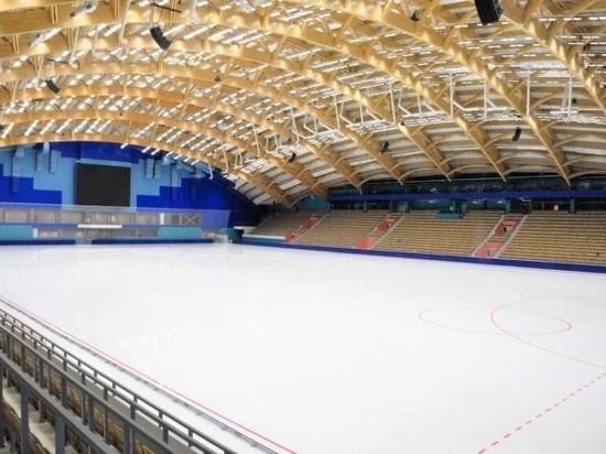 Массовые катания на коньках на стадионе «Енисей» стартуют в эти выходные