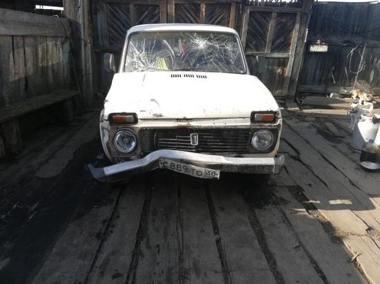 В Черемховском районе пьяный отец насмерть сбил сына
