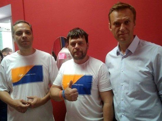 Полиция завела дело на координатора штаба Навального в Барнауле