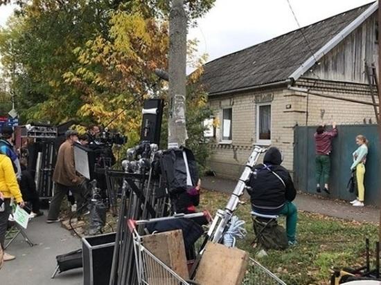 На Кавминводах рецидивист украл реквизит со съемок фильма с Ходченковой