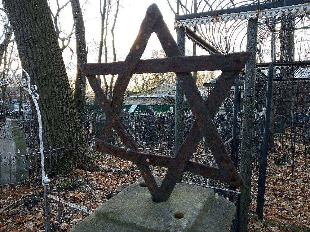 Еврейское кладбище в Туле поразило исследователей