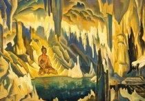 Русский художник Рерих буддизму уделял большое внимание