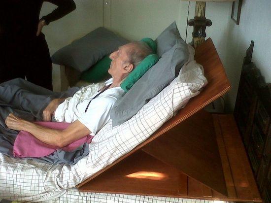 Медицинские кровати для лежачих больных своими руками