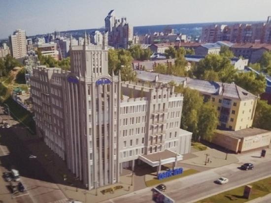 Стало известно, как будет выглядеть отель Radisson в Барнауле