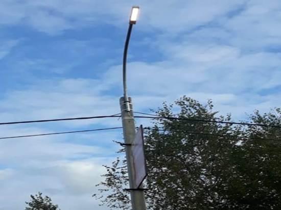 Новые светильники появятся во дворах города Серпухова