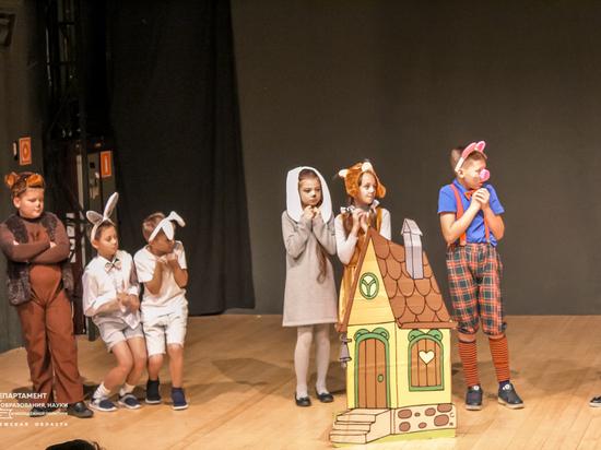 В Воронеже прошел третий фестиваль школьных театров