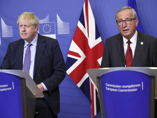 Новая сделка по Брекзиту: о чем договорились Великобритания и Евросоюз