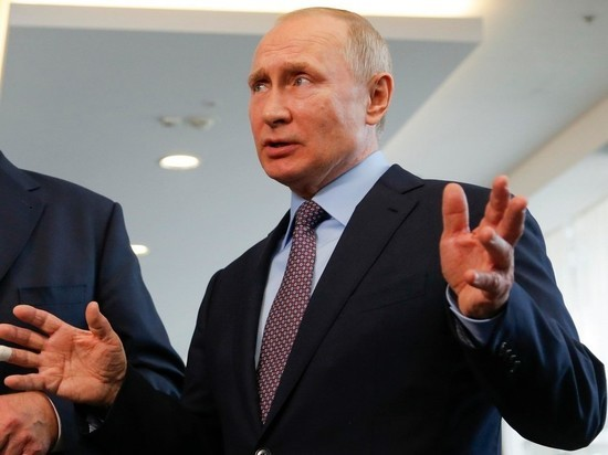 Путин ждет от российского кино новых шедевров