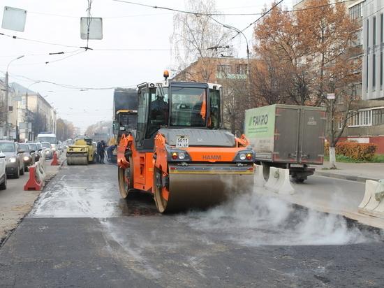 В Твери за нарушение сроков дорожных ремонтов оштрафуют подрядчиков