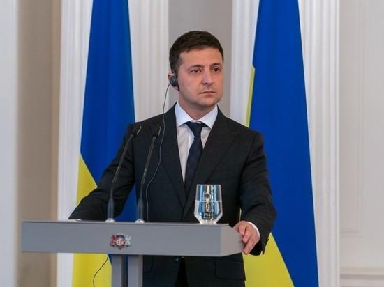 Вокруг Зеленского на Украине развивается самый пугающий сценарий