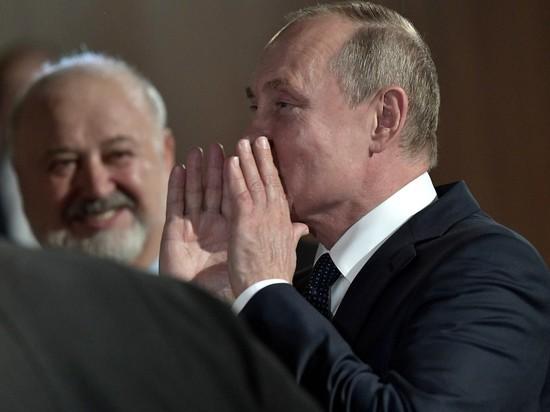 Мединский упрекнул Путина в слабом знании темы