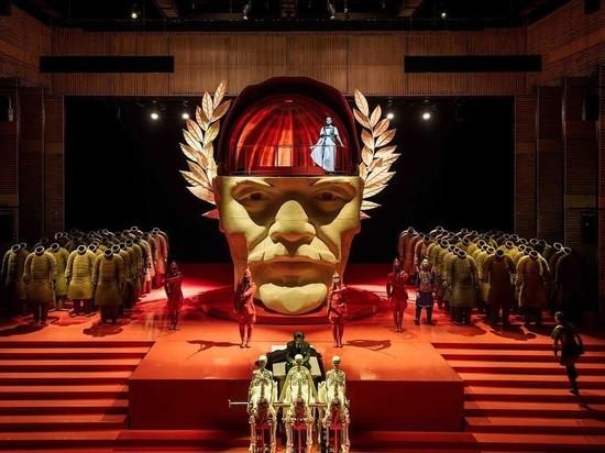 Премьера оперы «Октавия. Трепанация» прошла в атмосфере тирании