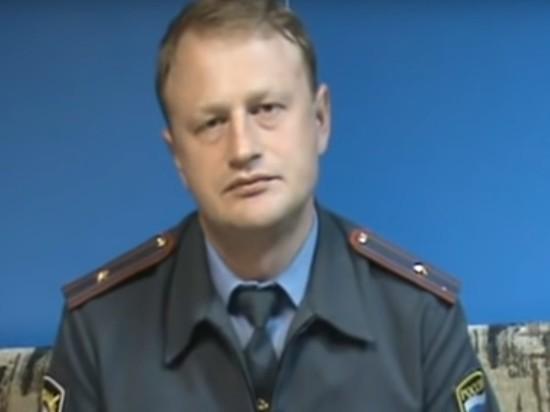 Арестован экс-майор Дымовский, призывавший навести порядок в МВД