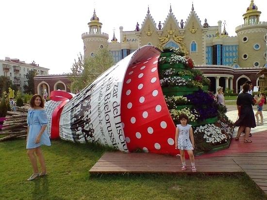 В Казани подвели итоги «Цветочного фестиваля»