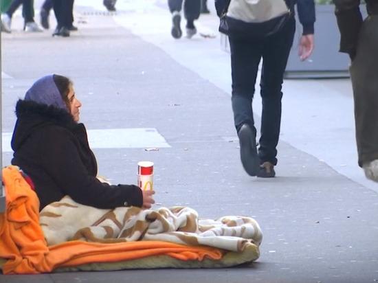 Евростат: каждый пятый европеец находится на грани бедности