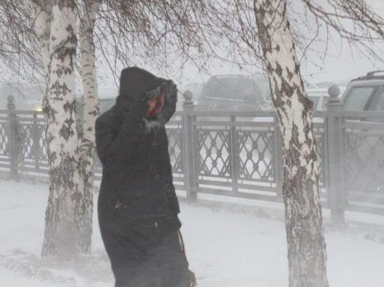 В выходные Омск ожидает гололед и похолодание