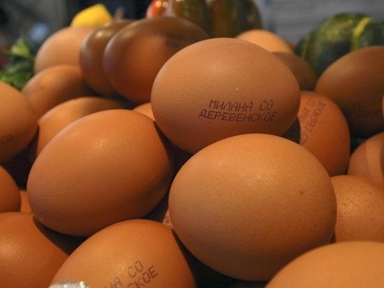 Аналитики посетовали, что россияне едят слишком много яиц