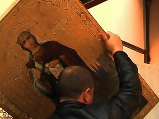 Похититель иконы из Тверской области понес наказание