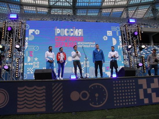 Форум «Россия — спортивная держава» станет ежегодным в Нижнем