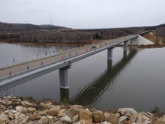 В Башкирии открылся мост через реку Уфу стоимостью 4 млрд рублей