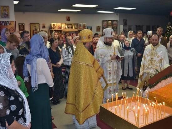 Русский приход Майами перешел к Константинопольскому патриархату
