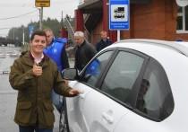 Дмитрий Артюхов подарит автомобиль семье из Ноябрьска