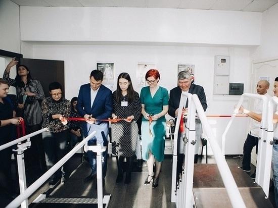В Бурятии открыли «школу ходьбы»