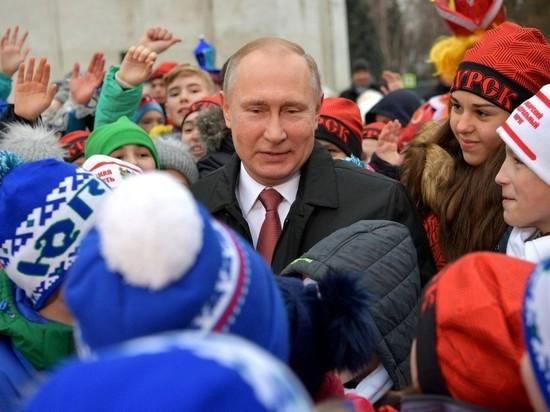 Путин: движение России вперед зависит от сохранения духовных основ