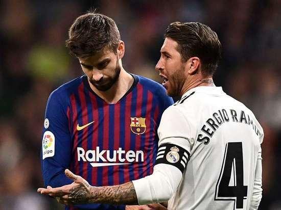 """Матч """"Барселоны"""" и """"Реала"""" отменен из-за беспорядков в Каталонии"""