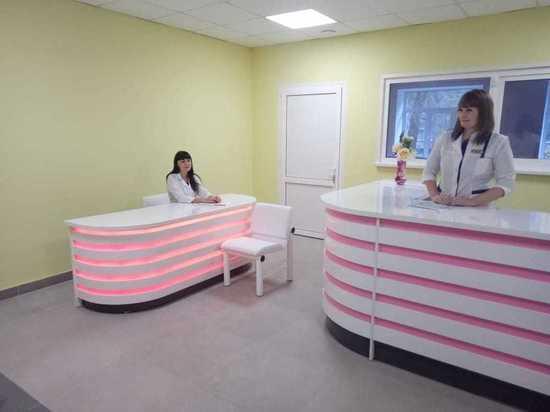 В волжской больнице Фишера готовится к открытию женская консультация