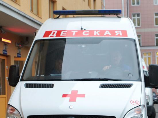 В Крыму мать накормила годовалую дочь кашей с кислотой