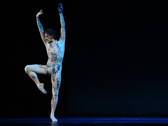 Сергей Полунин показал в Краснодаре свое новое танцевальное шоу