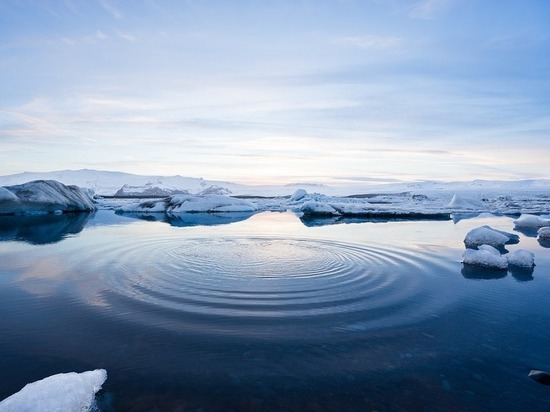 Экономический ущерб России от таяния льдов оценили в 150 млрд рублей