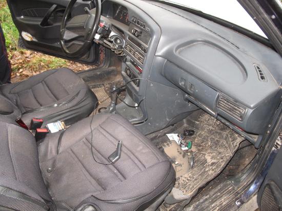 Полицейские Бугульмы по «горячим следам» раскрыли угон машины