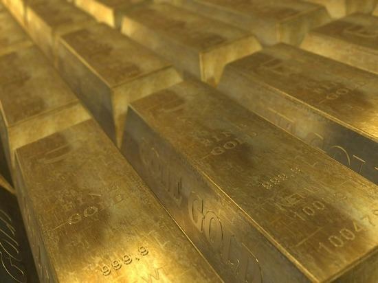 ЦБ в сентябре закупил 12 тонн золота