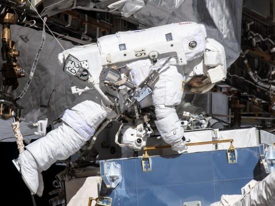 Женщины-астронавты вернулись на борт МКС