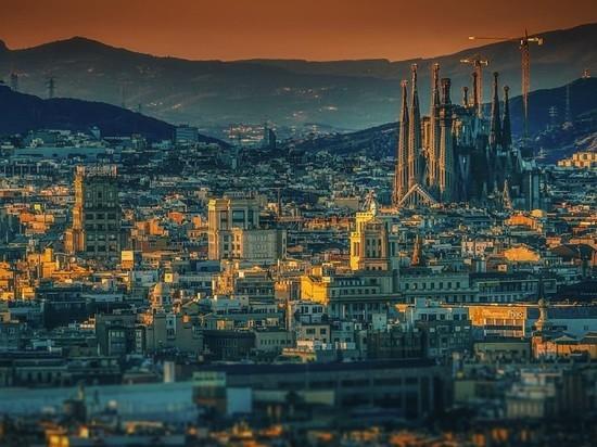В Барселоне задержали не менее 10 протестующих