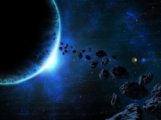 NASA предупредила о приближающемся к Земле гигантском астероиде