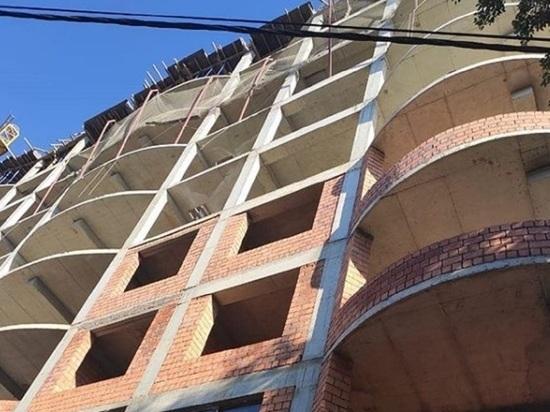 Суд постановил снести в Махачкале недостроенную многоэтажку