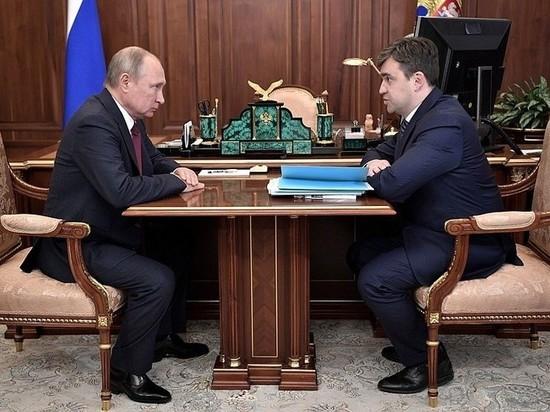 Губернатор Ивановской области рассказал президенту о достижениях и недоработках