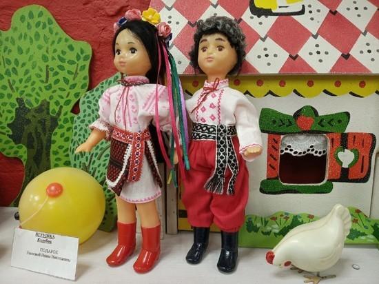 Музей игрушки из Одоева приедет в Тулу