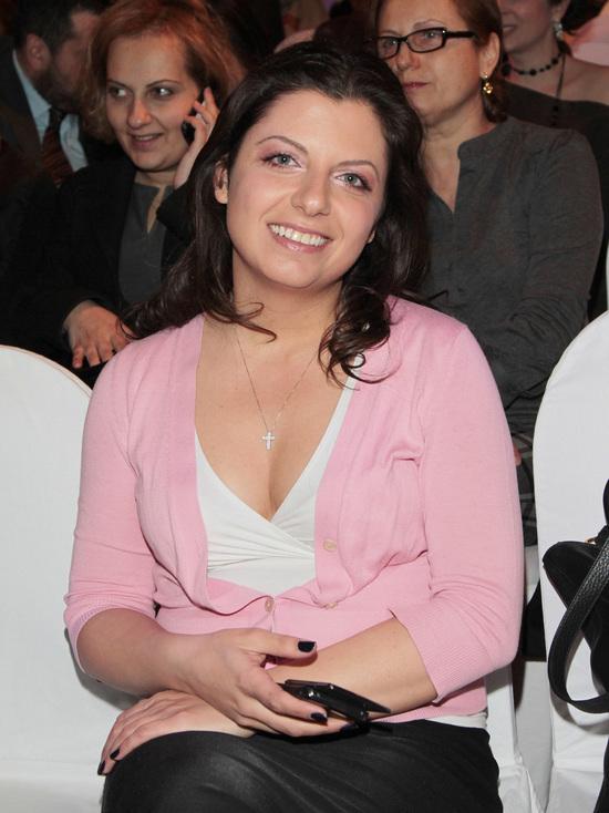 Маргарита Симоньян сообщила о рождении дочери