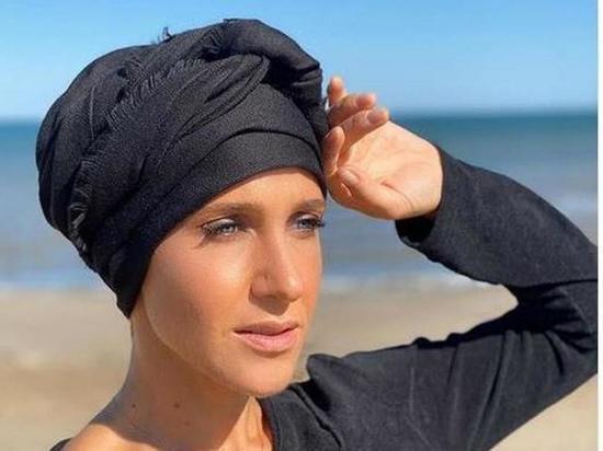 Образ «восточной женщины» примерила Юлия Ковальчук