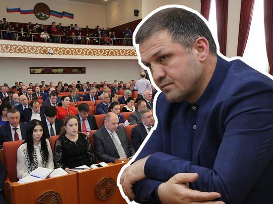 Магомед Алхасов: «Ограничивая полномочия, сохраняют ответственность»
