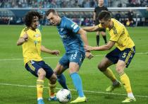 «Левый» пенальти и украденный гол: как «Зенит» растерзал «Ростов»