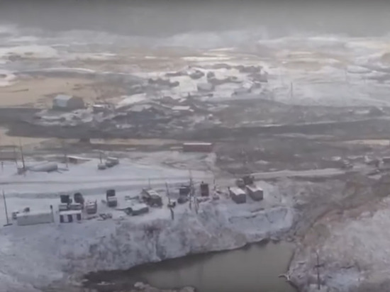 Задержан гендиректор красноярского рудника, где прорвало дамбу