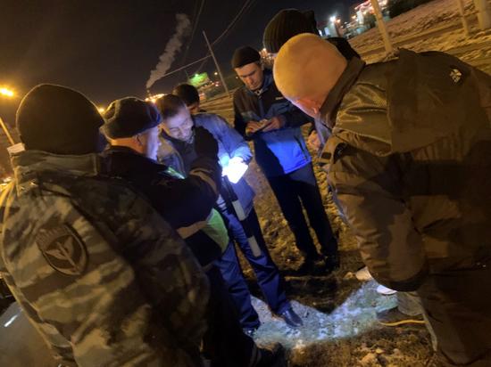 К поиску пьяных и бесправных водителей в Екатеринбурге подключили ОМОН